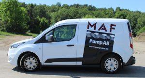 MAFpump service